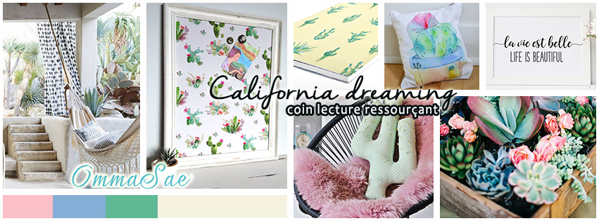 coin lecture inspiration californienne